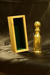 Cadeau retraite quille or